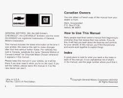 owner s manual 2003 chevrolet silverado