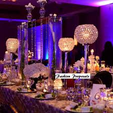 25 wedding candelabra pure crystal set adjule in 3 sizes 48 36 24 tall by 10 inches diameter candle holder centerpiece below whole