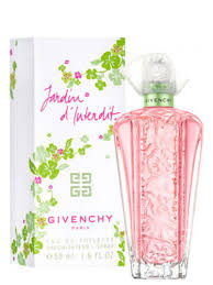 <b>Jardin d'Interdit Givenchy</b> perfume - a fragrance for women 2006