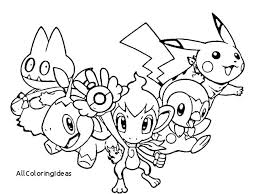 Coloring Pages Pokemon Legendary And Electric Friends Coloring Page