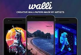 Mod apk Walli 4K, HD Wallpapers ...