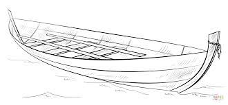 Small Picture Rowing boat coloring page Free Printable Coloring Pages