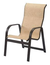 outdoor patio sling chairs outdoor patio furniture sling replacement photo design