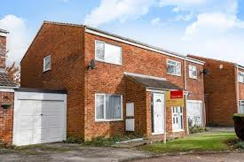 Semi Detached House For Sale In Hunter Close, Oxford
