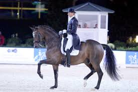"""Patrik Kittel and """"Dude"""" claim victory at the World Dressage Masters CDI5*  - The Valley Equestrian News"""