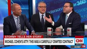 Image result for stormy daniels cnn
