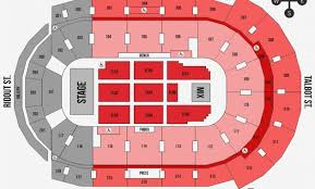 Budweiser Gardens Monster Jam Seating Chart Chicago Theatre