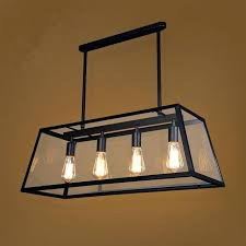 glass hanging lights stained