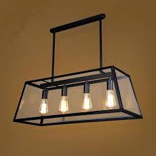 glass hanging lights industrial led pendant lights vintage clear glass pendant light copper hanging lamps light