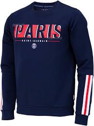 PARIS SAINT GERMAIN Sweatshirt Junior: Amazon.it: Sport e tempo libero