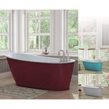 maax freestanding tub. Maax Sax Freestanding Tub Series $949 Costco.ca Comes In Aqua, Red And Grey R