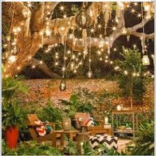 backyard lighting ideas. keep string lights up all year long so your backyard is lit well i donu0027t know about but this a pretty cool idea lighting ideas h