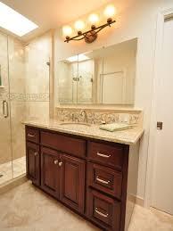bathroom vanity remodel. Captivating Bathroom Vanity Backsplash Ideas Home Design Pictures Remodel And Decor
