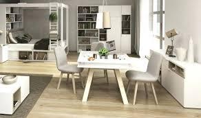 Table Cuisine Bois Blanc Table De Cuisine En Verre Avec Rallonge