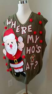 621 Best Ugly Christmas Sweaters Images On Pinterest  Ugliest Ugly Christmas Sweater Craft Ideas