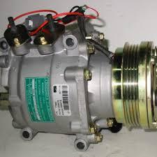 compresor de aire acondicionado de autos. compresor de aire acondicionado sanden trs090 (civic) autos i
