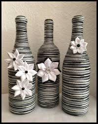 Wine Bottles Decoration Ideas 100 Incredible Wine Bottle Craft Ideas for a Useful Sunday 70
