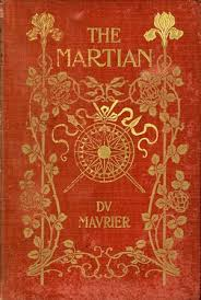 the martian george du maurier book cover