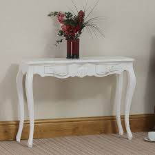 antique white sofa table. Futuristic White Console Table Antique Sofa M