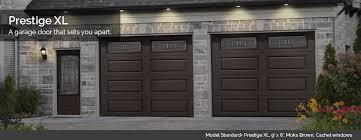 brown garage doorsNew garage door panel designs  Garaga