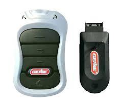 genie garage door openers opener remote how to program battery gictd