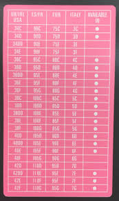 Primark T Shirt Size Chart