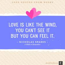 Quote About Love Impressive 48 Best Love Quotes From Literature