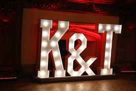 lighting letters. light up letters in kent lighting m