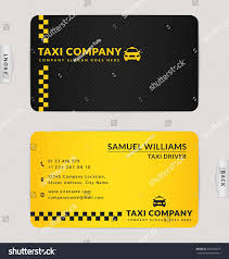 Uber Driver Resume Luxury Awesome Taxi Driver Business Card