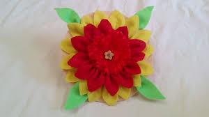 wonderful diy 3d felt flower on felt flower wall art diy with wonderful diy 3d felt flower wall art amazing decoration