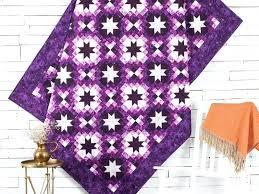 quilt kit for beginners – esco.site & quilt kit for beginners twinkling star purple quilt kit pre cut quilt kits  for beginners australia Adamdwight.com