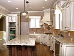 Creativity Off White Kitchen Backsplash Appliances Photo 4 Cabinet Ideas Throughout Beautiful Design