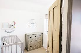 stylish baby furniture. a modern stylish baby nursery decorated on budget in grey green peach and pink furniture