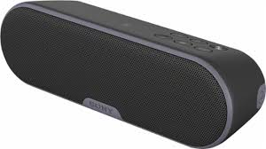 best portable speakers with bass. sony - portable bluetooth speaker black front_zoom best speakers with bass