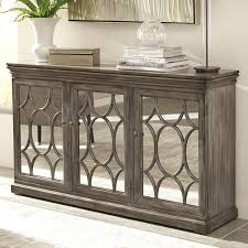 accent chests with doors living accent cabinet with three mirrored doors accented with lattice coaster fine accent chests with doors