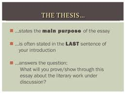 outline of thesis example esl personal essay ghostwriters services of mice and men by john steinbeck ks prose key stage an effective persuasive essay must
