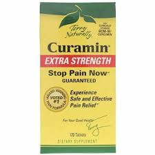 Terry Naturally <b>Curamin Extra Strength</b> Tablets - 120 Count for sale ...