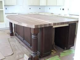 how to seal butcher block countertops treating mineral oil island top