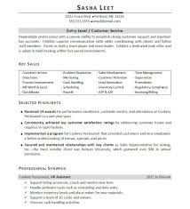 Job Summary Examples Career Resume In 17 Excellent Sample Of