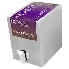 Norvell Venetian One Sunless Solution Everfresh Box Liter