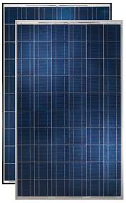 Yingli YGE 250W Series Poly Solar Panel