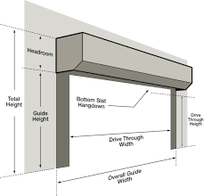 industrial garage door dimensions. Contemporary Garage Alluring Industrial Garage Door Dimensions With Seceuroglide Roller  Measuring And Ordering To Centralazdining