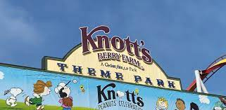 REVIEW: Knott's Berry Farm is a worthy ...