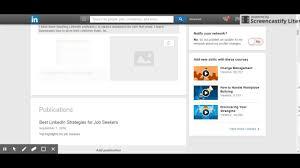 How Do You Upload Your Resume To Linkedin Resume Cv Cover Letter