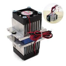 details about diy kit thermoelectric peltier cooler refrigeration cooling system fan