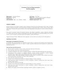 Customer Service Job Description For Resume Awesome 1214 Investment Manager Job Description Senior Customer Service