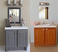 bathroom cabinet redo. Delighful Bathroom Bathroom Cabinet Paint Ideas To Redo E