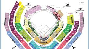 Crown Center Of Cumberland County Seating Chart Suntrust Park Seating Chart Gates And Entrances Map