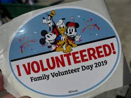 Disney Points Of Light Disney Springs Celebrates Family Volunteer Day