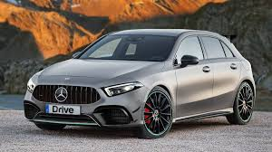 That was until the introduction of the a35 amg. 300hp Mercedes Amg A35 Coming In 2019 Ahead Of A45 Gtspirit
